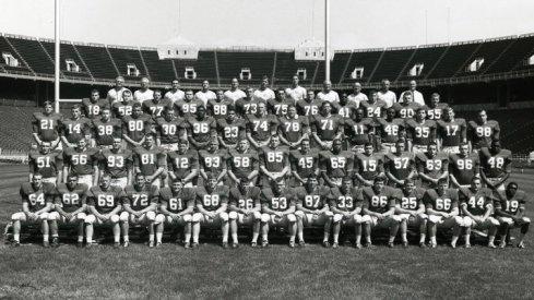 The 1965 Ohio State University football team.
