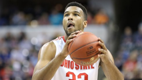 Trevor Thompson is happy he went through the NBA Draft Process