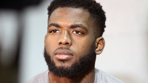 J.T. Barrett is the lone star on a rather nameless Buckeye roster.