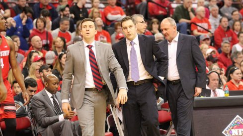 Thad Matta is taking a tighter recruiting approach to Ohio. His boss has taken notice.
