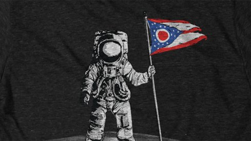 That's Ohio's Moon at Eleven Warriors Dry Goods