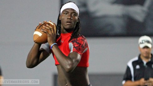 Emory Jones could commit to Ohio State at FNL
