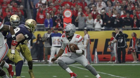 Where Ohio State players are ranked in the Big Ten Network's top 100 rankings.