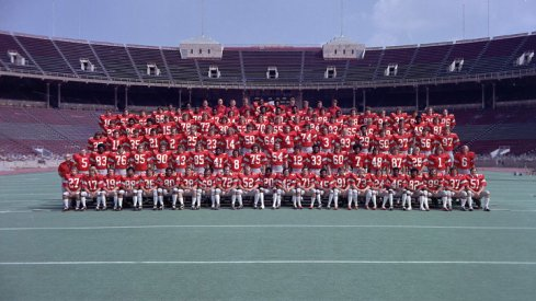 The 1974 Ohio State University football team.