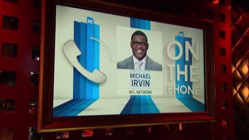 Michael Irvin tells Ezekiel Elliott's