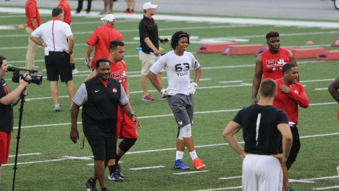 New Ohio State commit Chase Young.