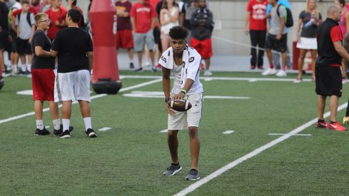 Trevon Grimes is one of Ohio State's top targets.