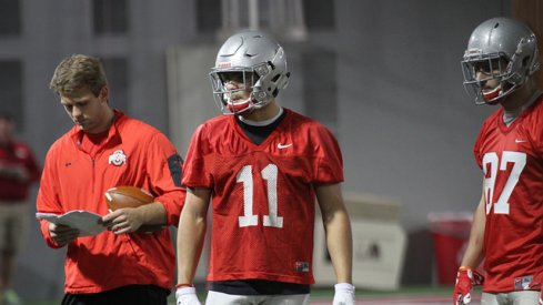 Austin Mack No. 11 — New Ohio State Freshman Numbrrs.