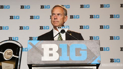 Mark Dantonio: B1G Media Days Roundup