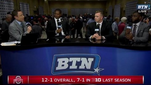 Barrett, McMillan, and Elflein on BTN Live