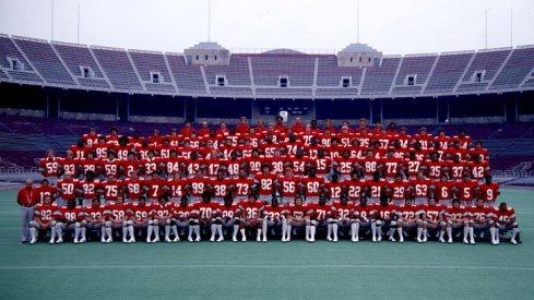The 1978 Ohio State University football team.