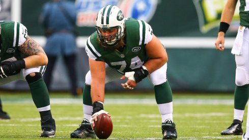 Nick Mangold bonused $2 million for showing up to camp.