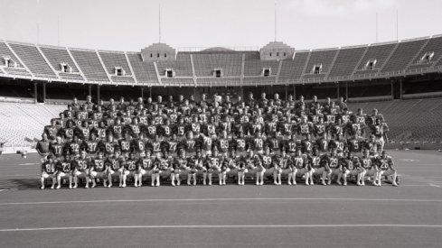 The 1982 Ohio State University football team.