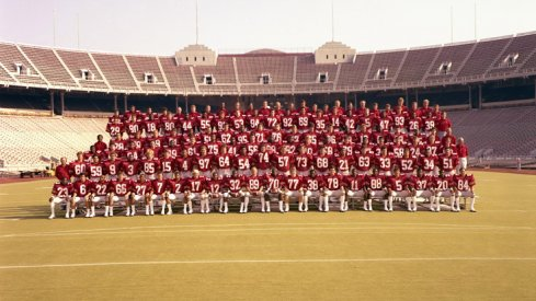 The 1983 Ohio State University football team.