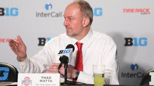 Thad Matta enters his 13th season as Ohio State's head coach.