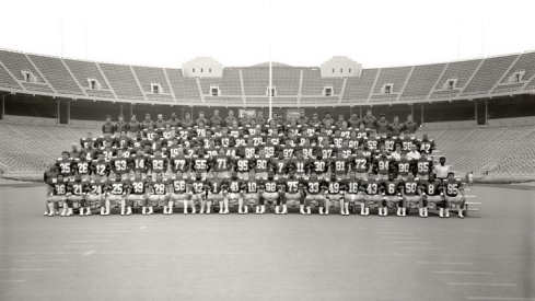 The 1985 Ohio State University football team.