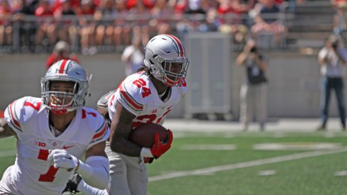 Malik Hooker and Damon Webb could both start in Ohio State's secondary.