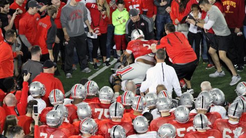 Inside Michael Jordan's plight to become a rare freshman to start on the offensive line at Ohio State.