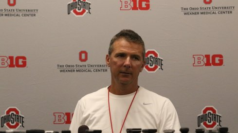 Notes from Urban Meyer's first press conference of fall camp Sunday.