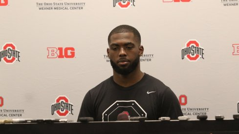 J.T. Barrett breaks down Ohio State's first day of 2016 fall training camp.
