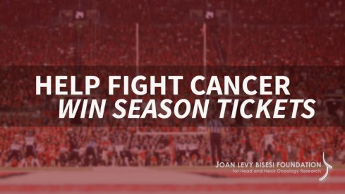 Win season tickets by supporting cancer research.