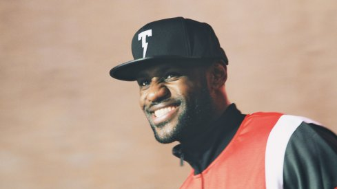 LeBron James and the Cavs will play in Columbus on Oct. 18.