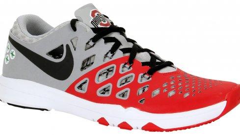 Nike's new Ohio State Train Speed 4