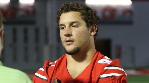 What Urban Meyer said about Ohio State's true freshmen Sunday at Media Day.