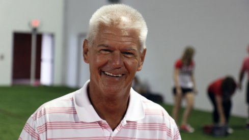 Kerry Coombs loves the competition.