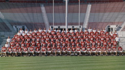 The 2002 Ohio State University football team.
