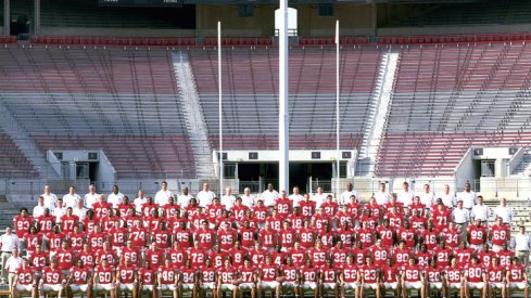 The 2004 Ohio State University football team.