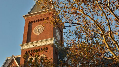 Ohio State continues its academic ascension — 29.2 average ACT score.