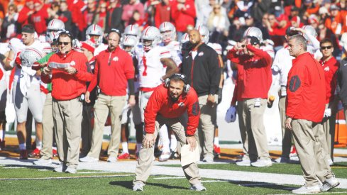 Dissecting the Ohio State football staff's 2015 performance reviews.