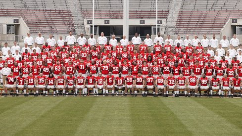 The 2006 Ohio State University football team.