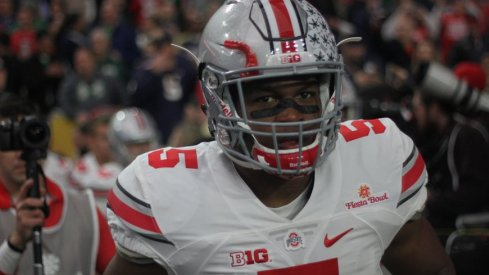 Raekwon McMillan finished 3rd in Butkus Award voting last season.