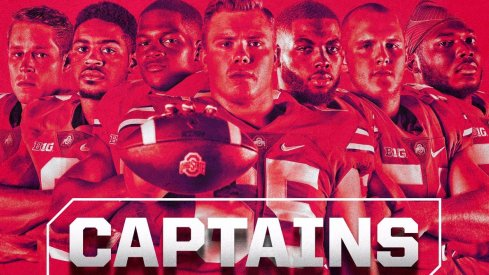 Ohio State names seven captains for 2016.