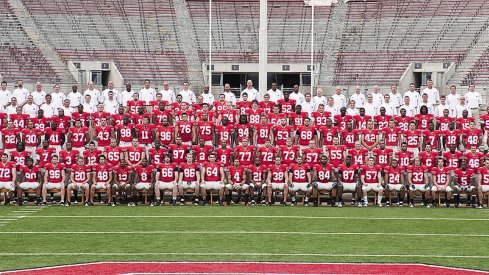 The 2009 Ohio State University football team.
