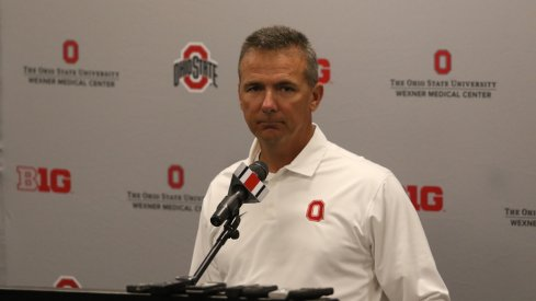 Urban Meyer updates on Monday.