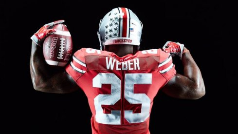 Redshirt-freshman Mike Weber will start at running back for Ohio State Saturday when they face Bowling Green.