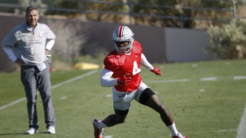 Urban Meyer is anxious to get Curtis Samuel the ball Saturday.