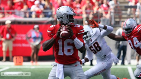 Three key stats to Ohio State's 77-10 win over Bowling Green.