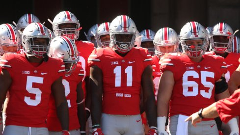 Ohio State takes the field against Bowling Green.