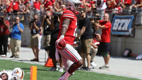 Ohio State rises to No. 4 in the AP Poll after defeating Bowling Green.