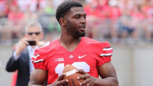 A big year from Barrett will ensure his name is splattered across Ohio State's career record book.