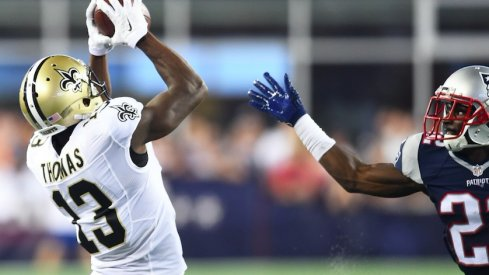 New Orleans Saints List Michael Thomas as Starting Wide Receiver