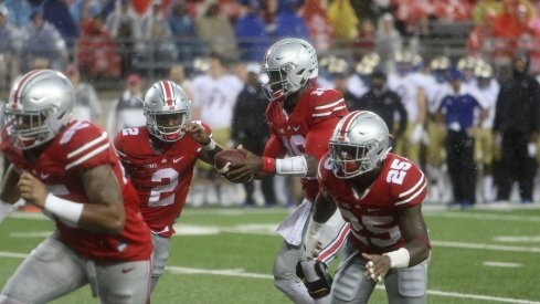 The best quotes from after Ohio State's 48-3 victory over Tulsa on Saturday.