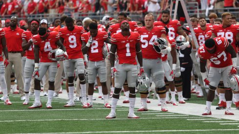 Ohio State releases its latest depth chart ahead of a visit to No. 14 Oklahoma.