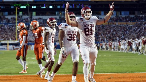 The Buckeyes were after Mark Andrews in 2013.