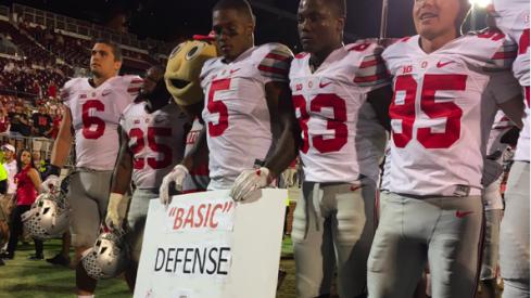 """Basic Defense"""