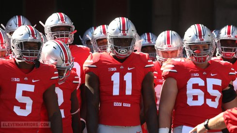 Ohio State's homecoming game against Rutgers will kickoff at noon on BTN.